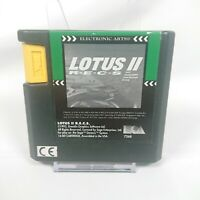 Sega Mega Drive/Genesis Game - Lotus II 2 R.E.C.S -1993 - EA - Cartridge Only