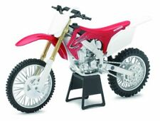 NewRay 1 12 2012 Honda Crf250r Diecast Motorcycle Dirt Bike HRC 57463 Red