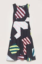 Gorman Puzzle Long Dress- Size 6 Rare