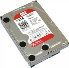 Western Digital WD Red NAS Hard Drive WD20EFRX HDD 2TB IntelliPower 64MB SATA3