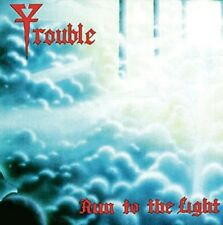 TROUBLE - Run To Light - USED CD - Very Good Condition - RARE