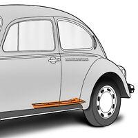 Volkswagen Beetle Super Floor Pan Right Side 1971 1972