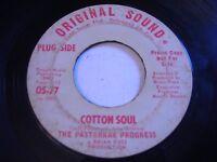 PROMO The Pasternak Progress Cotton Soul / Flower Eyes 1967 45rpm