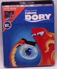 Finding Dory (4K Ultra HD/Blu-ray/Digital Copy) Steelbook BRAND NEW SEALED