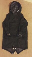 Womens Fred Perry Parka Size 6