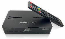 DECODER SATELLITARE TV SAT I-CAN S490 HD con tessera tivusat HD Gold ORO USB