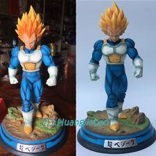 Dragon Ball Super Vegeta Modelo 34cm/13.4''H Colección Estatua Pintada GK en existencias
