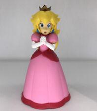 Super Mario Bros Figures Princess Peach PVC Action Figure Model Toy 2#