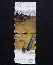 Bicentenario de Vasco de Tasmania sellos, Australia, ref: 1820 y 1821