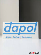 More details for decorative self-standing dapol logo display