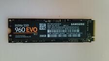 Samsung 960 EVO Internal Solid State Drive 250GB V-NAND M.2 2280 PCIe NVMe Gen 3