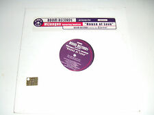 "Mijangos Feat. Imaltzin ‎– House Of Love -Disco 12"" Vinile Stampa USA 2002 House"