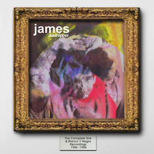 JAMES-JUSTHIPPER: THE COMPLETE SIRE & BLANCO Y...-IMPORT 2 CD WITH JAPAN OBI F25