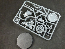 40K Tau Empire Ethereal on Hover Drone on Plastic Frame