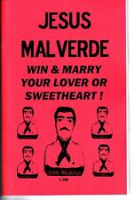 JESUS MALVERDE BOOK WIN & MARRY YOUR LOVER OR SWEETHEART S. Rob