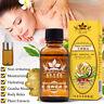 100% vegetale naturale terapia drenaggio linfatico massaggio con olio di