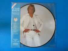 CLAUDE FRANCOIS PICTURE DISC MAGNOLIAS FOR EVER NEUF