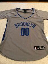 ce2141b326c Adidas NBA 4 Her Women s Size M Brooklyn Nets Jersey NEW