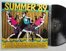 SUMMER '89  yazz; bon jovi; guns'n roses; black sorrows; noiseworks; kim wilde;