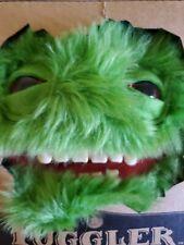 SPIN MASTER Fuggler Funny Ugly Monster Awesome Green Old Mac Fuggler Sealed box
