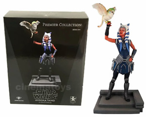 Star Wars Premier Collection Clone Wars Ahsoka Tano statue Gentle Giant Limited