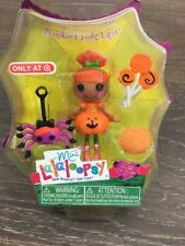 Lalaloopsy Mini Doll Pumpkin Candle Light Halloween NEW Target Exclusive