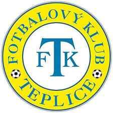 """FK Teplice FC Czech Football Soccer Car Bumper Sticker Decal 4.6""""X4.6"""""""