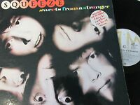 "SQUEEZE SWEETS FROM STRANGERS (1980s SYNTH-POP, NEW WAVE) VINYL 12"" LP 33RPM"