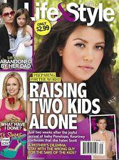 Life And Style Magazine Kourtney Kardashian Katie Holmes The Bachelorette Shoes