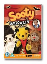 SOOTY AND SWEEP HALLOWEEN SPECIAL DVD CITV FOR KIDS CHILDREN
