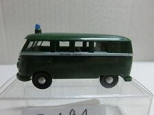 1:87 Brekina 3191 VW-Bus T1 Military Police (P30)
