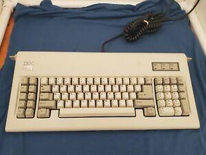 IBM PC IBM Model F AT Keyboard 84 Key PC/AT w/ Cord - AS-IS READ LISTING
