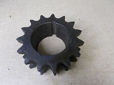 "Martin D60BTB15H 1615 Double Row Sprocket BS: 2-1/4"" *FREE SHIPPING*"