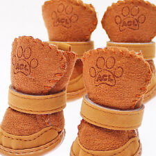 Small Dog Pet Puppy Shoes Chihuahua Boots Shoes For Dog Cat 5HUK