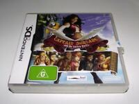Captain Morgane and the Golden Turtle Nintendo DS 2DS 3DS Game *Complete*