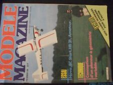 **m Modèle magazine n°413 HB 21 Grand prix / RC Start Robby / Girsberger RG 15