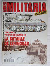 MILITARIA mag hors série N° 30 :1942-43:Un hiver de flammes (2):Leningrad