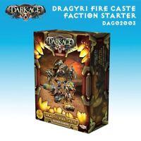 Dark Age: Dragyri Fire Caste Faction Starter - DAG02003