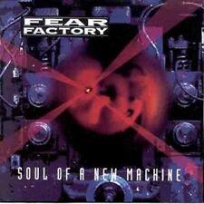 FEAR FACTORY / SOUL OF A NEW MACHINE * NEW CD * NEU *