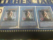 Ruin Queen of Oblivion x3UTR SOI-EN034 - 1st Edition Ultimate Rare LP Yugioh
