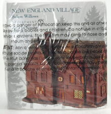 "Dept 56 New England Village Series ""Salem Willows"" Brand New"