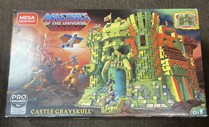 Mega Construx Masters Of The Universe Castle Grayskull Sealed NIB