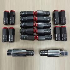 Wheel Lug Nuts M14x1.5 Steel 20pcs for GMC Yukon Sierra 1500 2500 Acadia Terrain
