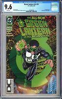 Green Lantern #51 CGC 9.6 WP 1994 3721897025 DCU Logo