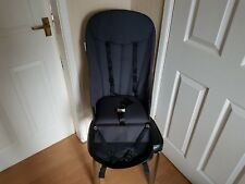 Bugaboo cameleon 1 and 2 dark grey seat fabric with insert
