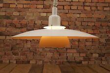 70s RETRO DANISH MODERN DESIGN CEILING LAMP PENDANT LIGHT Mid-Century VINTAGE C2