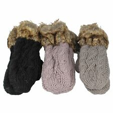 Unbranded Wrist Knit Gloves & Mittens for Women