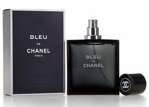 Bleu de CHANEL Pour Homme 100ml EDT Spray Authentic Perfume for Men COD PayPal