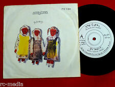 "THE CURE - Primary - Rare Australian 7"" / Different label + Pic Sleeve"