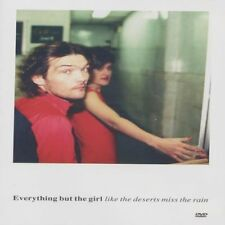 Like The Deserts Miss the Rain-Everything But The Girl (PAL only DVD) BRAND NEW